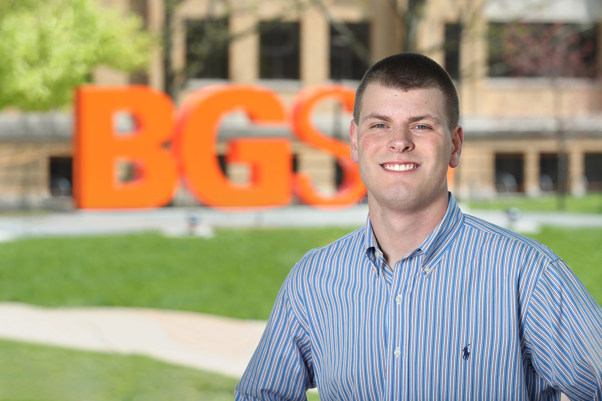 Class of 2019 Success Stories: BGSU graduate David Chalupsky credits College of Business for landing job at Google