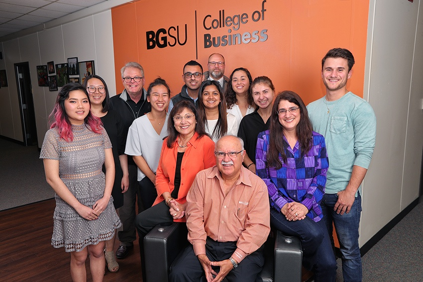 Sowing seeds of success for future BGSU students