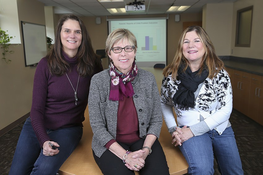 BGSU sociology research team to study why individuals 'desist' from crime