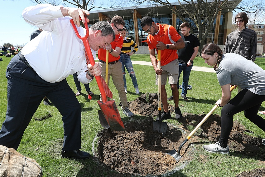 BGSU to celebrate Campus Sustainability Month Oct. 19-25