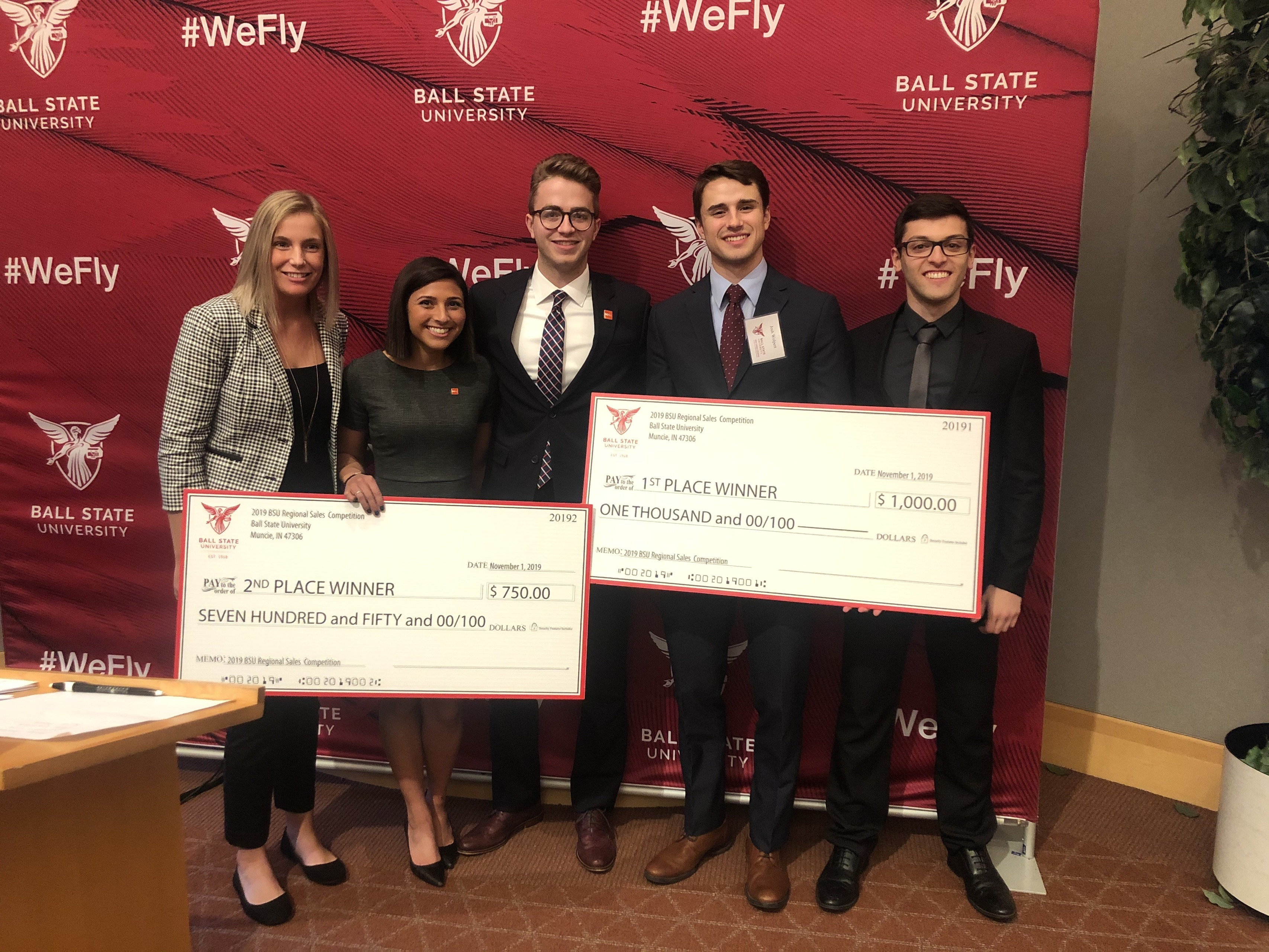 Ball-State-Sales-Competition-2019winners