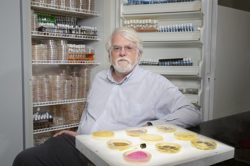 Dr. Scott Rogers of BGSU examines effects of ancient microbes in new book