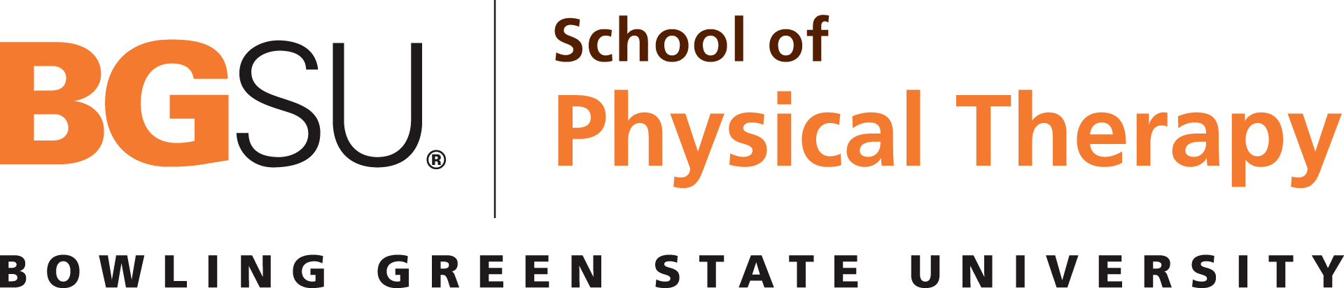 20HH4599 School of Physical Therapy Logotype