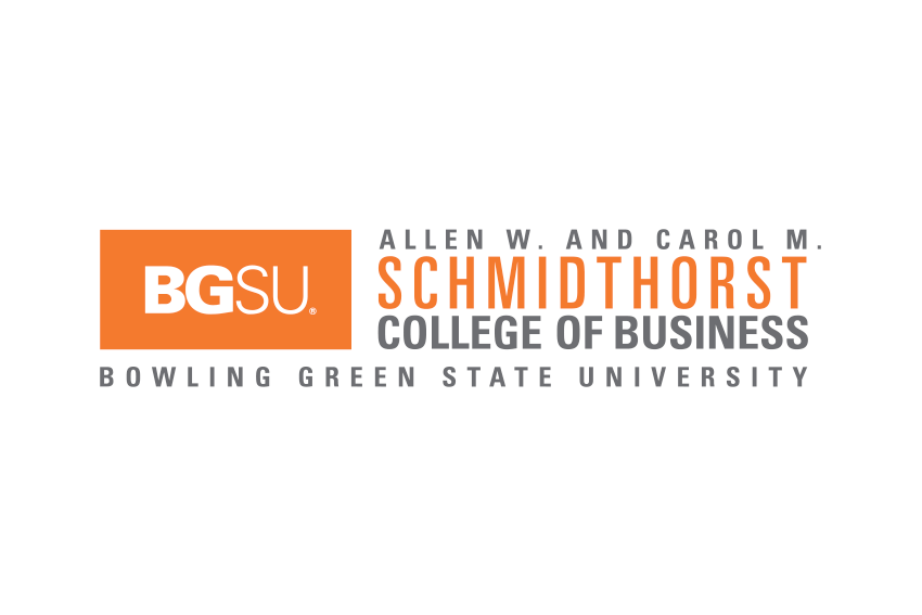 Allen W. and Carol M. Schmidthorst College of Business logo