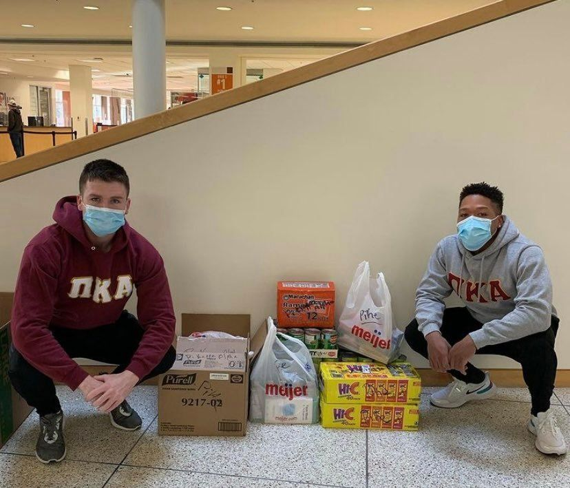pikappaalpha food donations