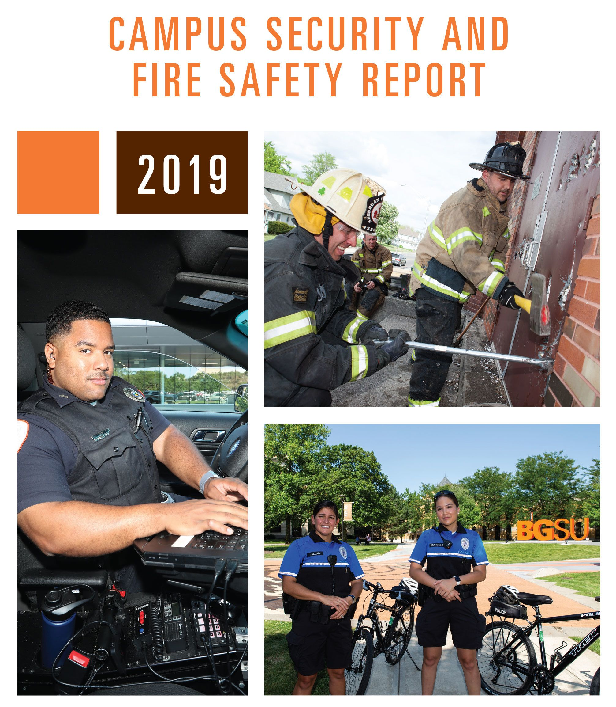 Campus Security and Fire Safety Report 2019