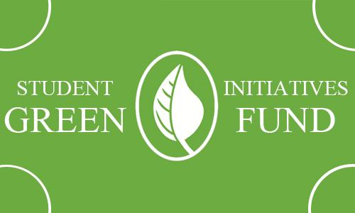 Student Green Initiatives Fund Logo