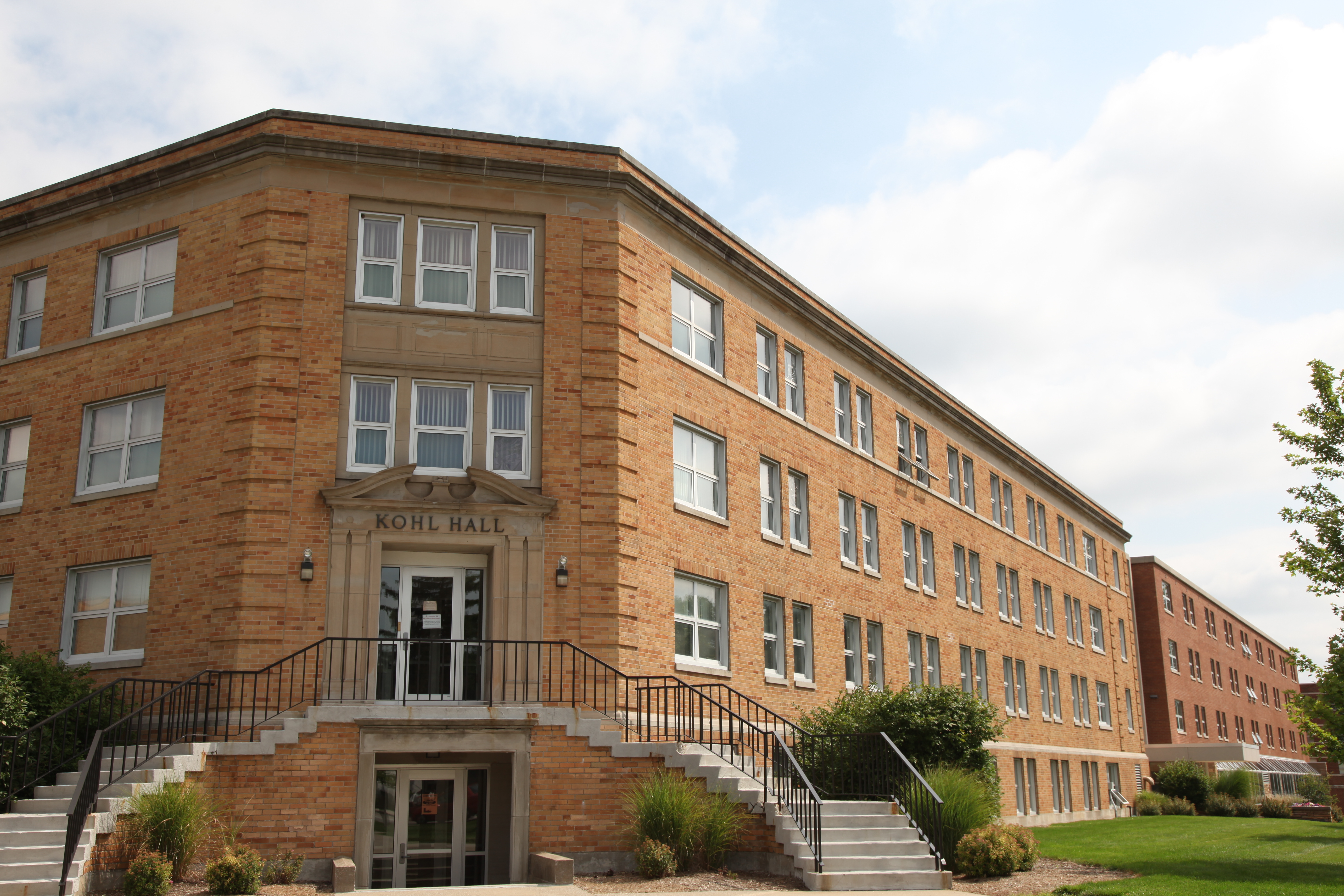 Learn more about Kohl Hall