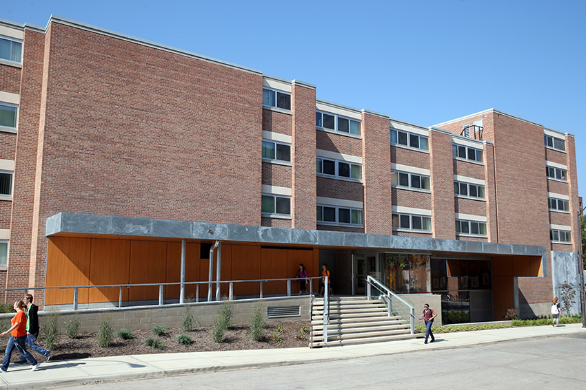 Learn more about McDonald Hall