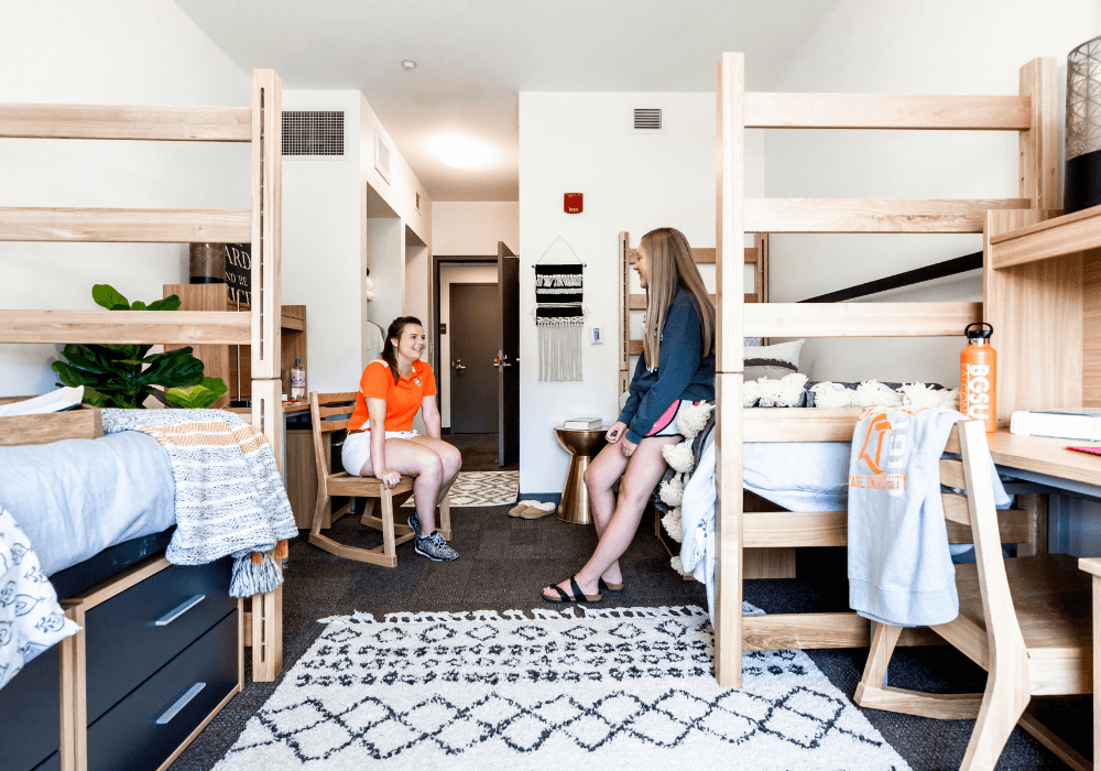 NEW STUDENT HOUSING APPLICATIONS NOW OPEN