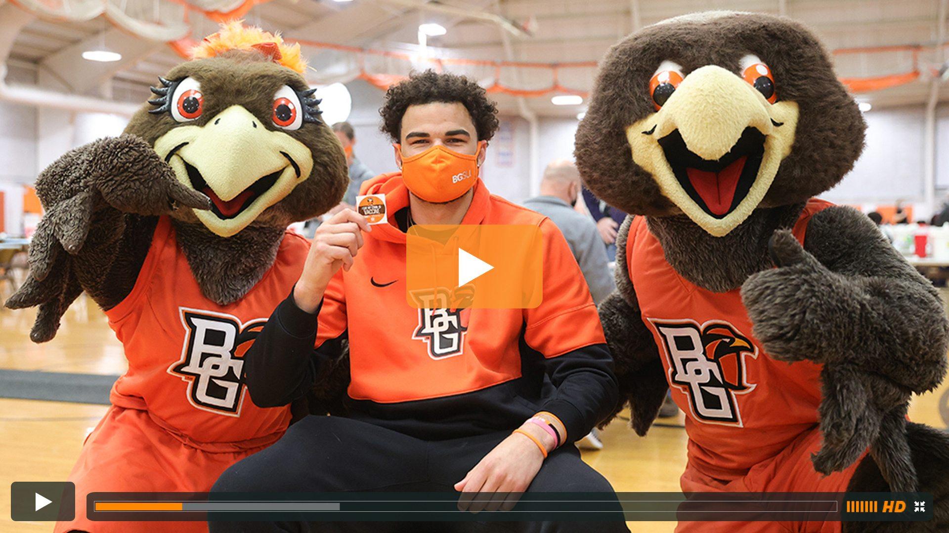 Watch BGSU Chief Health Officer Ben Batey's April 20 Video Update