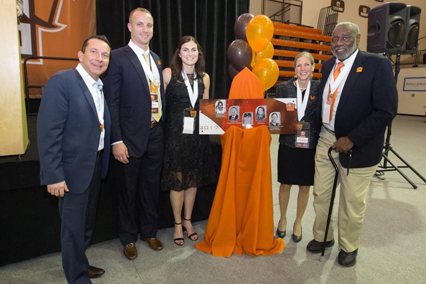 BGSU Inducts Five Into Athletics Hall Of Fame